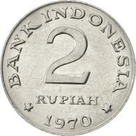 Indonésie, 2 Rupiah, 1970, SUP, Aluminium, KM:21 - Indonesia