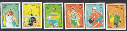 Cambodia, Scott #1478-1482, Mint Hinged, Olympics, Issued 1996 - Cambodge