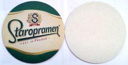 STAROPRAMEN, Prague, Brewery Czech Republic, Beer Mats - Beer Mats