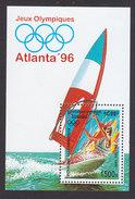 Cambodia, Scott #1483, Mint Hinged, Olympics, Issued 1996 - Cambodge