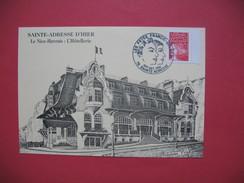 Le Havre  1998  Oblitération   Les Fêtes Franco Belges - Marcophilie (Lettres)
