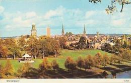 Angleterre        583       Shrewsbury ( Général View ) - Shropshire