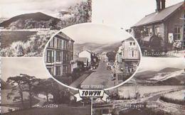 Angleterre  ?      612       Towyn. 5 Views.Moel Coggs , Tal Yllyn Railway , Hight Street ,.....( Pays De Galles ) - Pays De Galles
