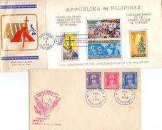 2 BUSTE Per Le Filippine   015 - Filippine