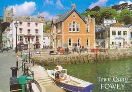 Angleterre       H275        Fowey.Town Quay - Angleterre