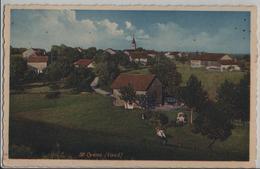 St. Oyens (Vaud) Vue Generale - Photo: Guggenheim - VD Vaud