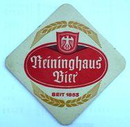 REININGHAUS BIER , Brewery Austria, Beer Mats - Beer Mats