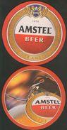 AMSTEL BEER, Beer Mats - Sous-bocks