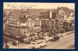 Le Zoute ( Knocke). Pension Des Hirondelles . Pension Saint-Paul. Autobus, Voiture. 1934 - Knokke