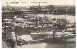 CHERBOURG - L'Arsenal - Station Des Sous-marins - Cherbourg