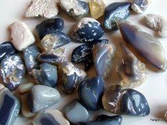 Lot D'Opale Noire D'Australie (Lightning Ridge Mine) Environ 37 Grammes  De Très Jolies Opales à Décliner Selon Vos Envi - Perles
