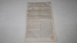 GRECE - GUERRE D'INDEPENDANCE GRECQUE - SPEZZIOTES - PELOPONNESIENS - LA GARNISON DE MISSOLONGHI - NOUVELLES - 1826. - 1800 - 1849