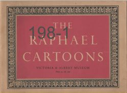 THE RAPHAEL CARTOONS / VICTORIA ALBERT MUSEUM (1958) - Biblia, Cristianismo
