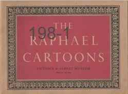 THE RAPHAEL CARTOONS / VICTORIA ALBERT MUSEUM (1958) - Christianity, Bibles