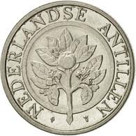 Netherlands Antilles, Beatrix, 10 Cents, 1998, SPL, Nickel Bonded Steel, KM:34 - Antilles Neérlandaises