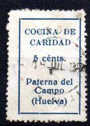 Viñetad  Nº 1  Cocina De Caridad Paterna Del Campo (huelva) - Vignettes De La Guerre Civile