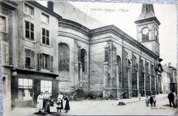 88 DARNEY L'EGLISE FONTAINE PETITE ANIMATION - Autres Communes