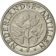 Netherlands Antilles, Beatrix, 10 Cents, 2008, SPL, Nickel Bonded Steel, KM:34 - Antillen (Niederländische)