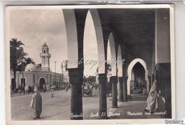 TRIPOLI_Suck El Giuma_Mercato Del Venerdì_Vg Il 18.7.938_Originale D'Epoca100%- - Libyen