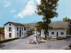 CPSM Dentelée (31) BARBAZAN Avenue De Saint Gaudens - Barbazan