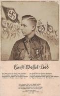 D.-Reich  -Propaganda - Karte -   Stempel-Beleg (ka535   ) Siehe Bild ! - Germania
