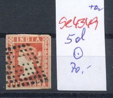 Britisch Indien Nr. 5 D   O   (se4349    ) Siehe Bild ! - Inde (...-1947)