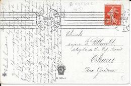 SEINE 75  - PARIS25  -  FLAMME N° B 025 201 K -  7 LD INEGALES BLOC DATEUR 4 LIGNES    - 1934 - - Storia Postale