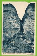 CRIEL-PLAGE - MESNIL à CAUX Gorge De Cadoudal - Criel Sur Mer