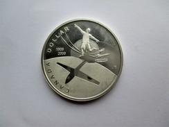 Canada, 1 Dollar, 2009 100th Anniversary Of Flight In Canada - Canada