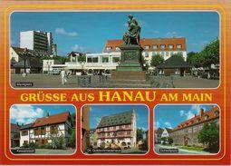 CPM Hanau Grusse Aus - Hanau