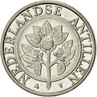 Netherlands Antilles, Beatrix, 10 Cents, 2003, SPL, Nickel Bonded Steel, KM:34 - Antilles Neérlandaises