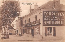72 - SARTHE / 72042 - Arnage - Centre Du Bourg - FaIences Sarthoises - France