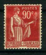 FRANCE ( POSTE ) : Y&T N°  285  TIMBRE  NEUF  SANS  TRACE  DE  CHARNIERE  MAIS  2  TRACE  DE  PLIS , A  VOIR . - Neufs