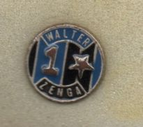 Pqm1 Inter Walter Zenga N,1 Calcio Distintivi Nerazzurro FootBall Soccer Pins Spilla Milano - Calcio