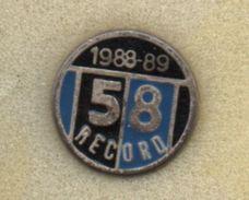 Pqm1 Inter 58 Record Calcio Distintivi Nerazzurro FootBall Soccer Pins Spilla Milano - Calcio