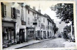 71 MATOUR  ROUTE DE SAINT PIERRE LE VIEUX CARTE ANNEES 1950 - Autres Communes
