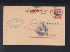 Bayern GSK 1919 Landau Nach Mannheim Rheinland Besetzung Französische Zensur - Deutschland