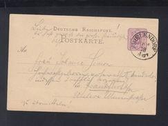 Dt. Reich GSK 1878 Frielendorf - Germany
