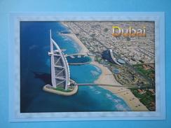 Dubai - Emirati Arabi Uniti - Veduta Aerea - Dubai