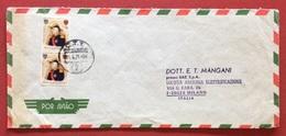AEROGRAMMA ESTERO-ITALIA DA C.T.T. LOURENÇO MARQUES 2   A  MILANO IN DATA  31/6/71   TEMATICA NAVI VELIERI AMMIRAGLI - Mozambico