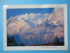 The High Himalaya - Nepal - Panorama - Nepal