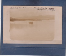 BAIE DE YERA  -  ILE DE MYTILENE   - METELIN  (  GRECE )  CARTE PHOTO  1916 - Grèce