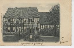 ALLEMAGNE - Herderhaus In BÜCKEBURG - Bueckeburg