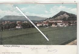 POSTOJNA-ADELSBERG - Slovénie