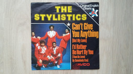 The Stylistics - Can´t Give You Anything (But My Love) - Disco, Pop
