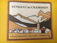 4990 -  Fendant De Chamoson Maurice Favre - Autres