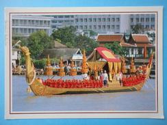 Rattanakosin - Tailandia - The Royal Barge Suphannahong - Bicentenario Processione - Thailand