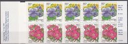 Sverige Suède Zweden 1997 Carnet C2043 ***  MNH 50 Kr. Cote 25 Euro Flore Bloemen Flowers Fleurs - Carnets