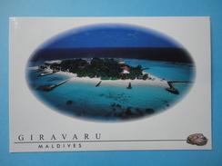 Giravaru - Maldive - Panorama Aereo - Maldive