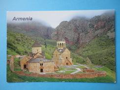 Noravank Monastery - Armenia - Panorama Con Monastero - Armenia